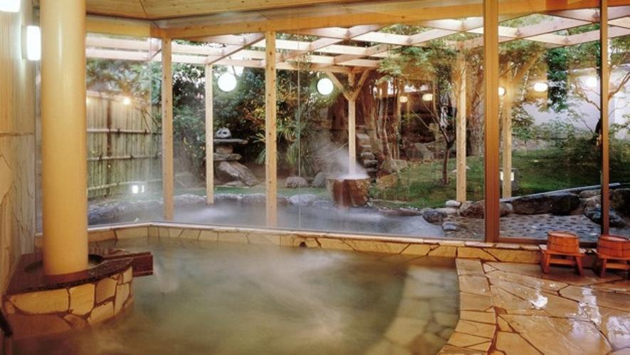大浴場「徳足姫の湯」