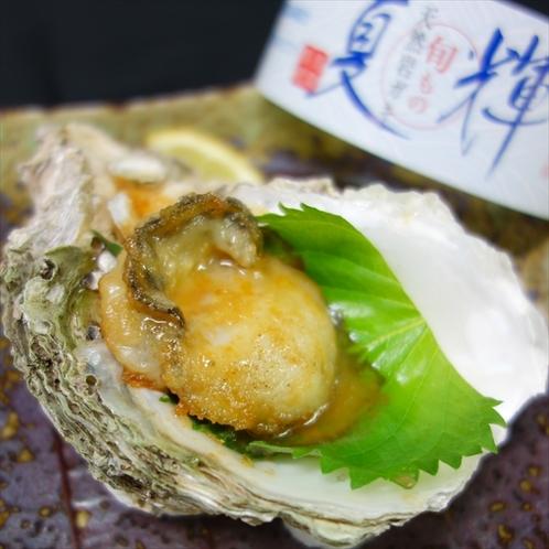 岩牡蠣「夏輝」バター焼きイメージ