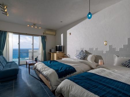 【2階のお部屋】Sun Double Room