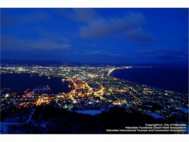 函館山(夜景)