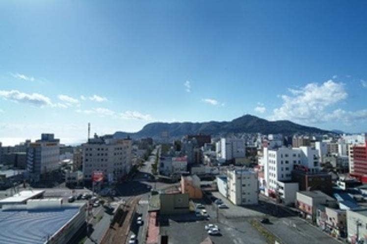 眺望(函館山)