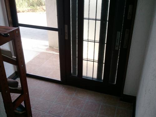 玄関(2)