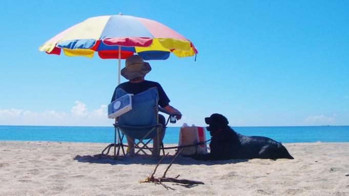 【スタンダードプラン】★ワンちゃんと一緒★海辺で過ごす癒しの休日♪
