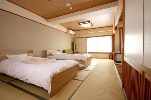 【禁煙】和室ベッド
