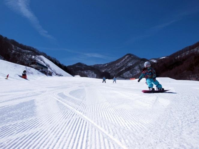 やぶはらスキー場