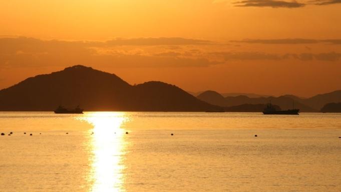 <香川県民限定>◆【癒し旅に出よう♪】瀬戸内海に浮かぶ離島で心の洗濯を!【夕朝食付】