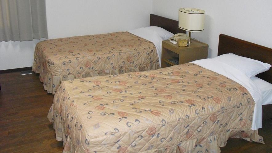 客室:ツインルーム