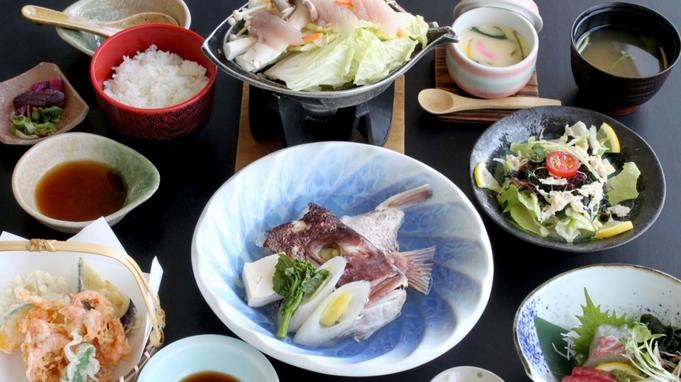 ◆夕食自慢の宿!絶景温泉と本格的な海の幸を〜瀬戸内の魚づくし御膳〜【2食付】