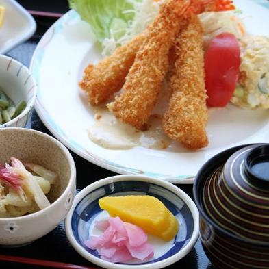 ◆長期滞在、ビジネスの方に特におススメ!≪選べる定食≫を夕食に♪【夕朝食付(選べる定食)】