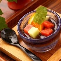 【デザート一例】