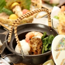 【お料理一品/一例】