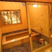 【貸切風呂】阿蘇の湧き水は肌をしっとりと包みます。