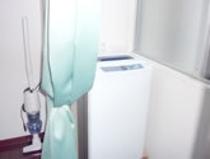 サンルーム 洗濯機付 物干しピンチ付