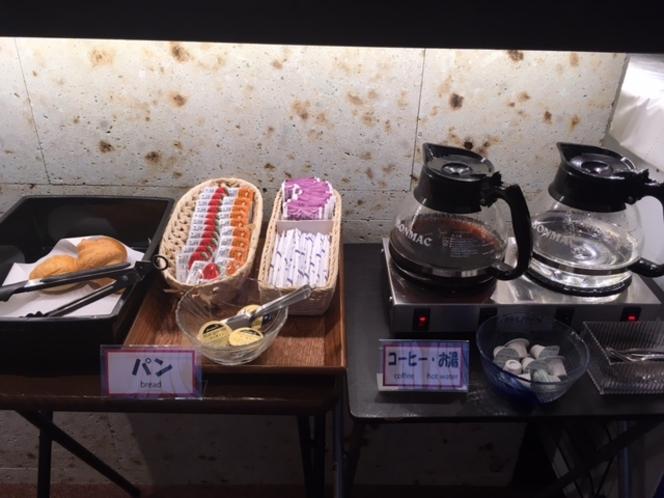 朝食ブッフェ※一部