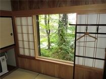 窓辺の風景1