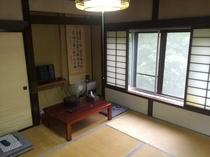旧館 客室6畳間