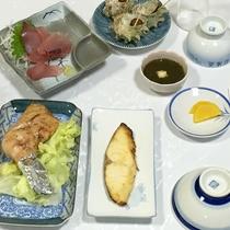 ビジネスプラン(ご夕食一例)
