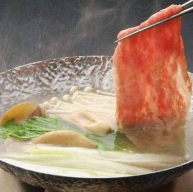 【早期割】【楽天限定】知多牛すき焼き付き会席×貸切温泉無料プラン