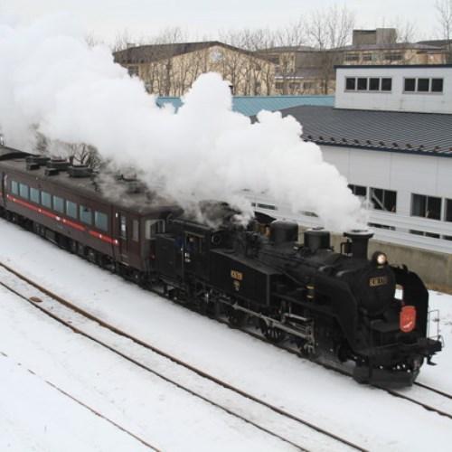 SL湿原号釧路〜冬〜