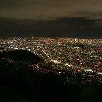藻岩山~夜景~