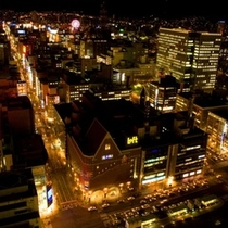 札幌~夜景~