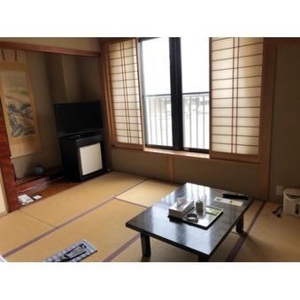 【◆喫煙◆ 和室:1名〜4名】(8畳)・バストイレ付