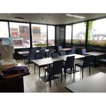 【 施設 】 食事会場はイス・テーブル席となります(朝食・夕食)
