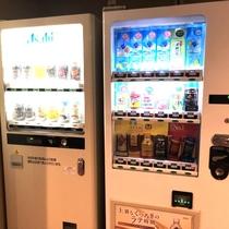 【 施設 】 3階・4階のエレベーター前には自動販売機が御座います。