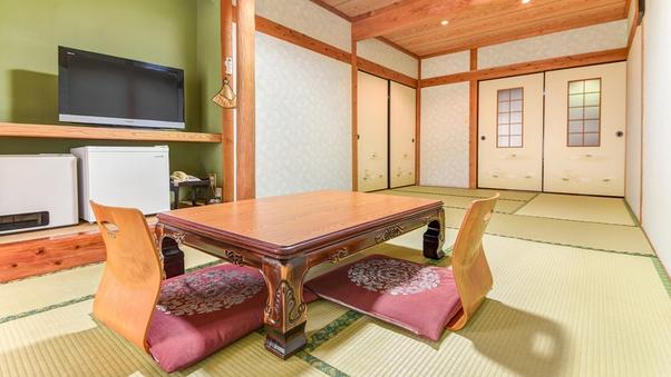 1F 和室10畳(洗面・トイレ付)