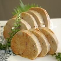 *【あんこう肝刺身】期間限定の別注料理。ぜひ一度ご賞味下さい。