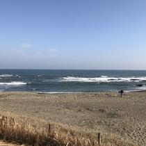 *【大洗サンビーチ】車で約3分/徒歩で約15分