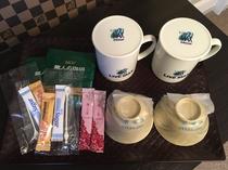 ドリップコーヒー・梅こぶ茶