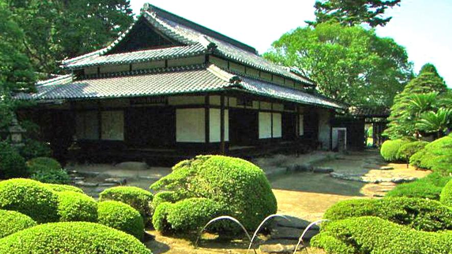 ◇旧野崎家住宅
