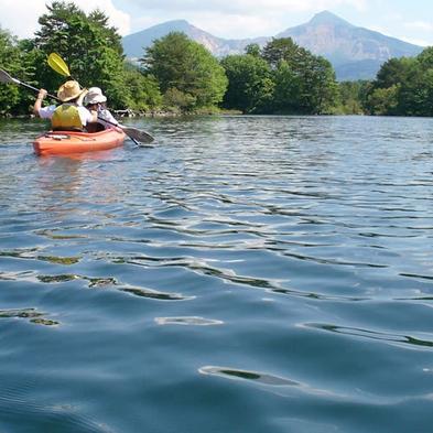 【カヌー体験】〜冒険の旅へ〜カヌーツーリング半日体験プラン【ガイド付】