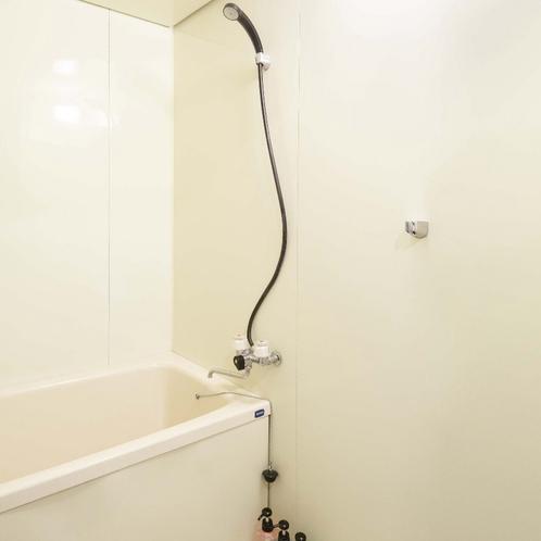 和室12畳バス・トイレ付のお部屋のユニットバス