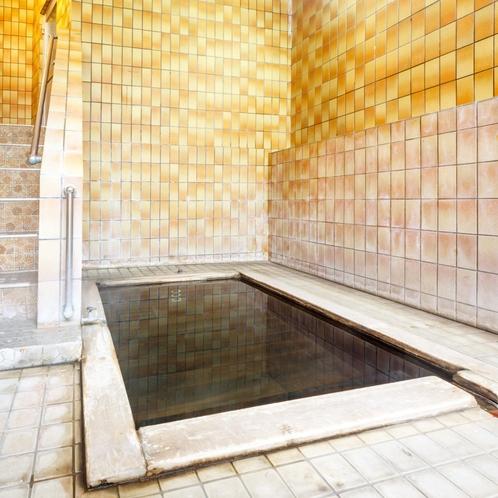 「上の湯」は泉質保護の為、シャンプー・石鹸は準備しておりません。(夏季限定)