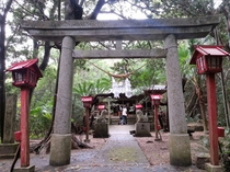 宝満神社(南種子)