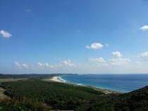 七色坂からの眺望