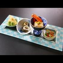 ◆【福寿草】前菜