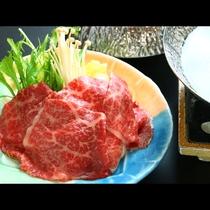 ◆【雪割草】黒毛和牛のしゃぶしゃぶ