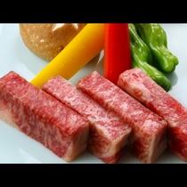 ◆【福寿草】黒毛和牛のステーキ