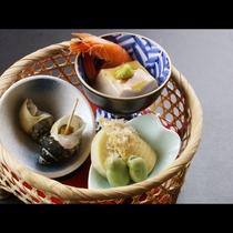 ◆【雪割草】前菜