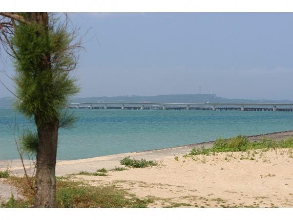 赤浜(伊良部大橋)