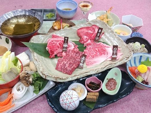 【秋旅】松茸の食べられる宿\\長野の御馳走☆極み牛4部位しゃぶorすき焼き//香る焼き松茸に舌鼓