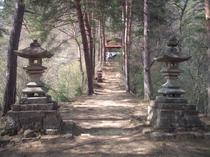 子育ての神様「大姥神社」こちらへ願いの込められた絵馬をご奉納します!