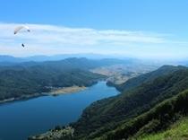 水の街、大町。仁科三湖が夏を迎えます