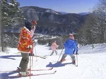 ファミリーに人気!HAKUBA VALLEY 爺ガ岳スキー場!