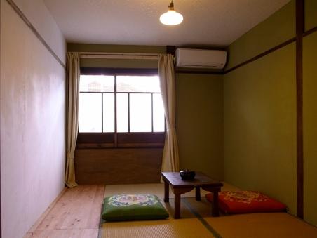 和室ツインルーム(B)