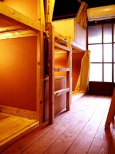 Mix dormitory room