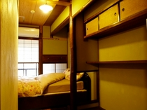 Double bed type room